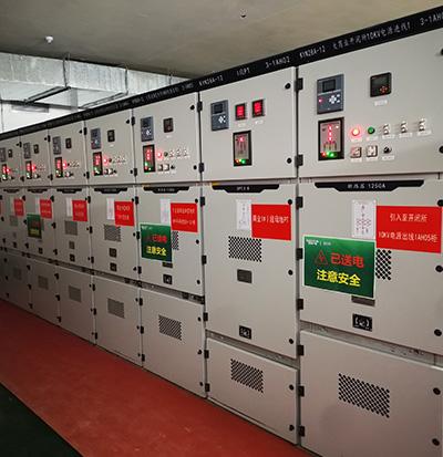 电气成套设备安装